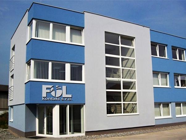 FOL-KONTAKT - budova